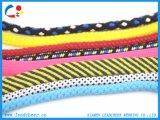 Cordon tressé universel de polyester pour le sac de chaussure de vêtement