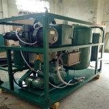 Dispositif de rebut de traitement de pétrole de transformateur, élément en deux étapes de régénération de pétrole d'isolation