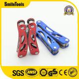 Hot amende la combinaison de plusieurs outils d'obturation de la pince en acier inoxydable
