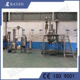 Concentrador de extractor de vacío de acero inoxidable de la máquina