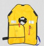Usar vestuário de desporto vida jaqueta com marcação CE