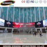 Video visualizzazione di LED esterna di alta luminosità P10 per fare pubblicità