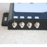 La frecuencia ultraelevada superior 4-Antenna acanala RFID fijado grado técnico Reader&Writer