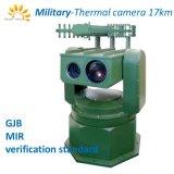 macchina fotografica ottica dei militari di registrazione di immagini termiche HD PTZ di Infrared 17km di 25km