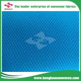 Мягко водоустойчивый Nonwoven для ботинок выравниваясь с крестом
