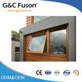 Деревянное смотря окно Casement Австралии алюминиевое