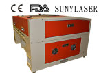 De Scherpe Machine van de Laser van Sunylaser Mini-600*400mm 60W