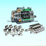 Compressor de ar isento de óleo do compressor de ar de parafuso de cabeça do lado do ar