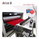 Machine/PVCのタイル機械を作る屋根によって艶をかけられるタイル