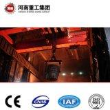 강철 공장을%s 주문을 받아서 만들어진 무거운 주조 또는 주물 또는 국자 또는 야금술 천장 기중기