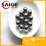 Esfera de aço rosqueada Polishment elevada de carbono