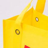 비 길쌈된 Eco 친절한 Foldable 재사용할 수 있는 승진 쇼핑 백