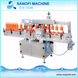 Stainless Steel AUTOMATIC double Sides Labeling Machine