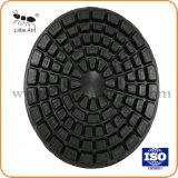 Square droites Tampon à polir en béton de 6 mm, disque de meulage peu d'outil de diamants de la marque ant