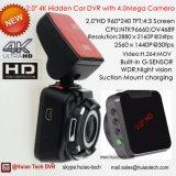 """De privé 2.0 """" Volledige Camera van de Zwarte doos van de Auto HD 1440p met Novatek 96660 Auto DVR, g-Sensor, de Visie van de Nacht, het Parkeren Videorecorder van het Streepje van de Auto van de Controle de Digitale"""