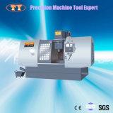 Fresadora vertical del CNC del sistema de Mitsubishi de mecanización de la precisión vertical del centro