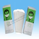 Устранимые медицинские определяют/двойной бумажный лицевой щиток гермошлема с Earloop