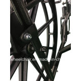 يتيح طير, فولاذ دليل استخدام كرسيّ ذو عجلات