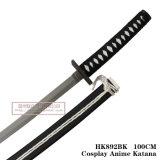 Anime espada samurai Katana Longquan Espada 100cm