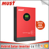 PV1800hm Seres 2kVA 3kVA 고주파 태양 변환장치