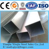 ステンレス鋼の正方形の管(304 321 316L 310S)