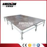 Material material industrial del suelo de la etapa del final el barato 1.22*1.22m