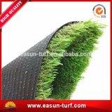 人工的な草の装飾の庭の合成物質の泥炭を美化する屋外の庭の芝生