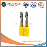 Taladro de carburo de tungsteno para la herramienta Drilling