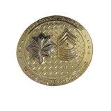 عالة نوع ذهب معدن تذكاريّة لقمة [بيتكين] عملة