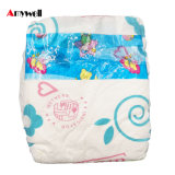 Disposable Cloth-Like Pampering and Not Woven High Quality Diapers Baby