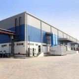 Edifício de aço do metal industrial confortável do projeto da forma