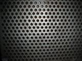 Engranzamento perfurado de alumínio do metal