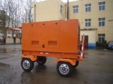 普及した販売の防音のトレーラーのタイプ発電機
