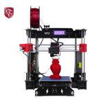 3D 인쇄 기계를 위한 2 바탕 화면에 있는 기계를 인쇄하는 교육 3D
