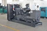 Generador profesional con el motor de Perkins