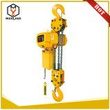 bloc à chaînes électrique de 5ton 5m