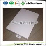 Umhüllung-Wand-Aluminiumpanel-Decken-Fliese für externe Wand-Dekoration