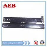 Aeb3506-555mm는 두 배 줄을%s 가진 연장 볼베어링 서랍 활주를 골라낸다