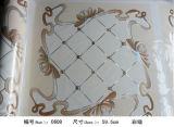 Panneau de plafond imperméable à l'eau de PVC d'impression de panneaux de mur de PVC