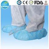 Cubierta antideslizante no tejida protectora disponible del zapato para un uso del tiempo