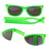 Óculos de design de moda popular UV PC400 limpar óculos de sol do Espelho