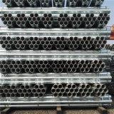 Resíduos explosivos de tubo de aço galvanizado para proteção conforme a BS1387 Padrão de Classe B