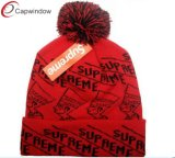Popular Capwindow Gorro de punto negro
