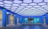 Zachte Plafond van de Glasvezel van de Ambacht van het LEIDENE het Vlakke Membraan van de Oppervlakte Uitstekende Vuurvaste