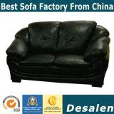 Usine de gros canapé en cuir véritable moderne (Y986)