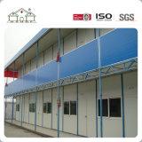 Camera prefabbricata della costruzione dell'appartamento stabile del blocco per grafici d'acciaio