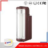 고품질 휴대용 LED 태양 긴급 야영 빛