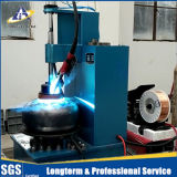 Terminar la cadena de producción del cilindro del LPG