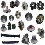 鋳物場の砂型で作るプロセスの延性がある鉄の鋳造の部品