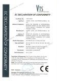 Certificado dominante del Ce de la cortadora del ODM Sec-E9 del OEM
